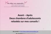 Vidéo : décoration de chambres d'ados (95)