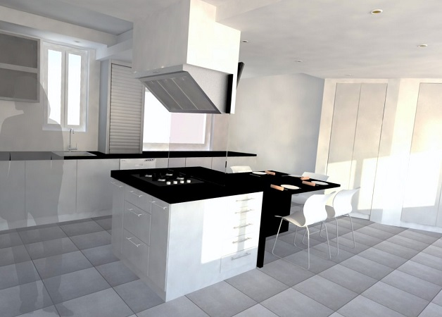 Agencement cuisine 5