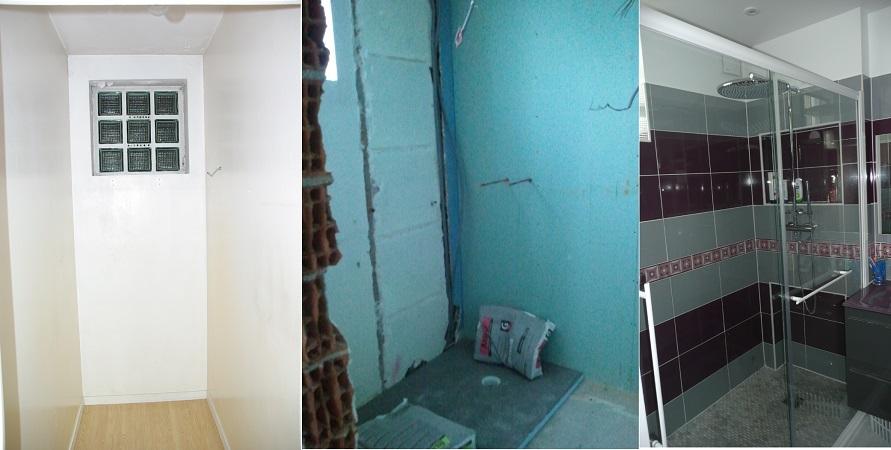 Am nagement d une suite parentale 94 goeseco for Mini salle d eau dans une chambre