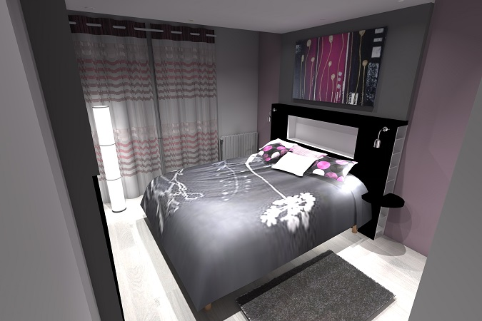 Am nagement chambre parentale gascity for for Amenagement chambre parentale
