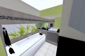 Salle de bain de 4.25 m² (95)