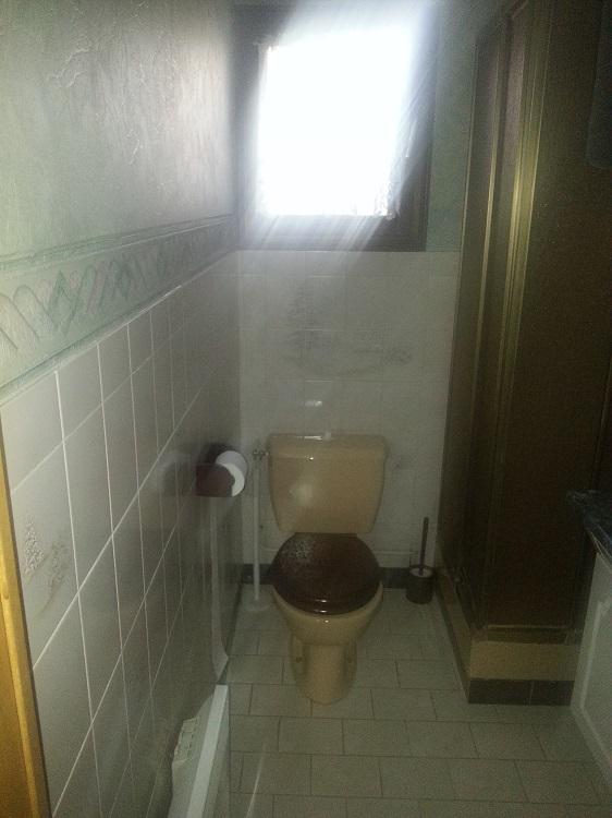 Coin WC avant